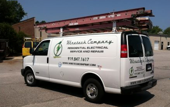 Raleigh Electricians - Wiretech Company