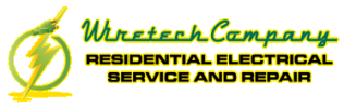 Wiretech Company | Raleigh NC Logo