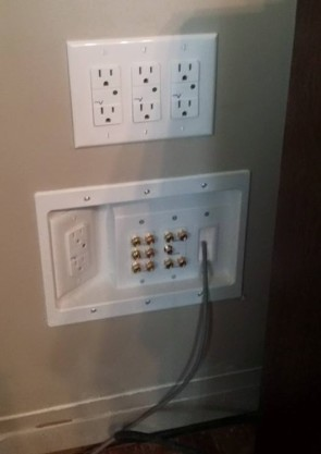 TV Wiring - Raleigh NC