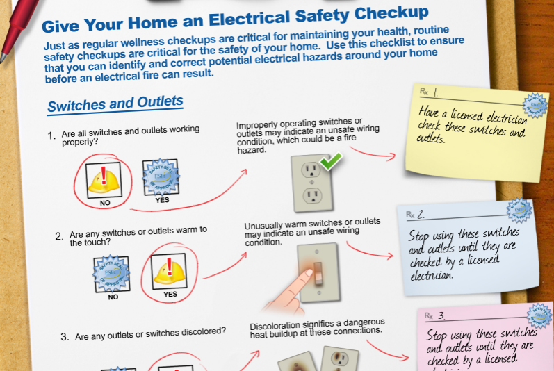 Electrical Safety Checklist