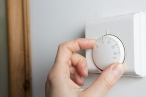 Changing the thermostat