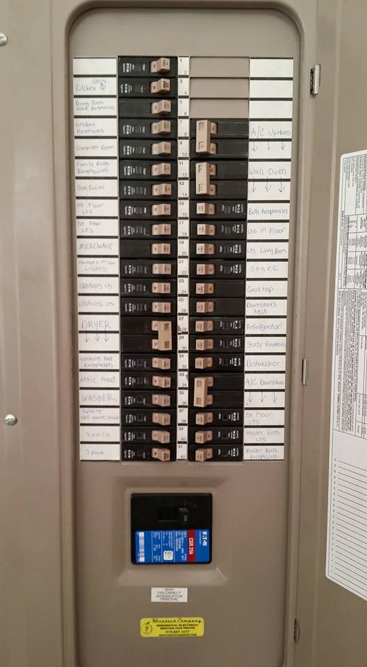 electrical panel (fuse box) upgrades \u0026 repair raleigh electric trip switch keeps tripping consumer units explained everything