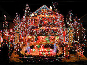 the christmas house overboard