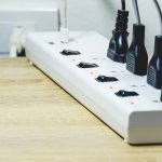 We Recommend Using Surge Protectors