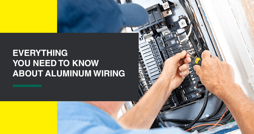 Everything you need to know about aluminum wiring