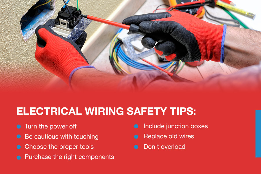 Electrical wiring safety tips