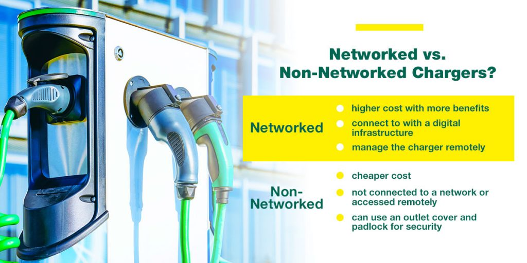 Networked vs. Non-Networked Chargers