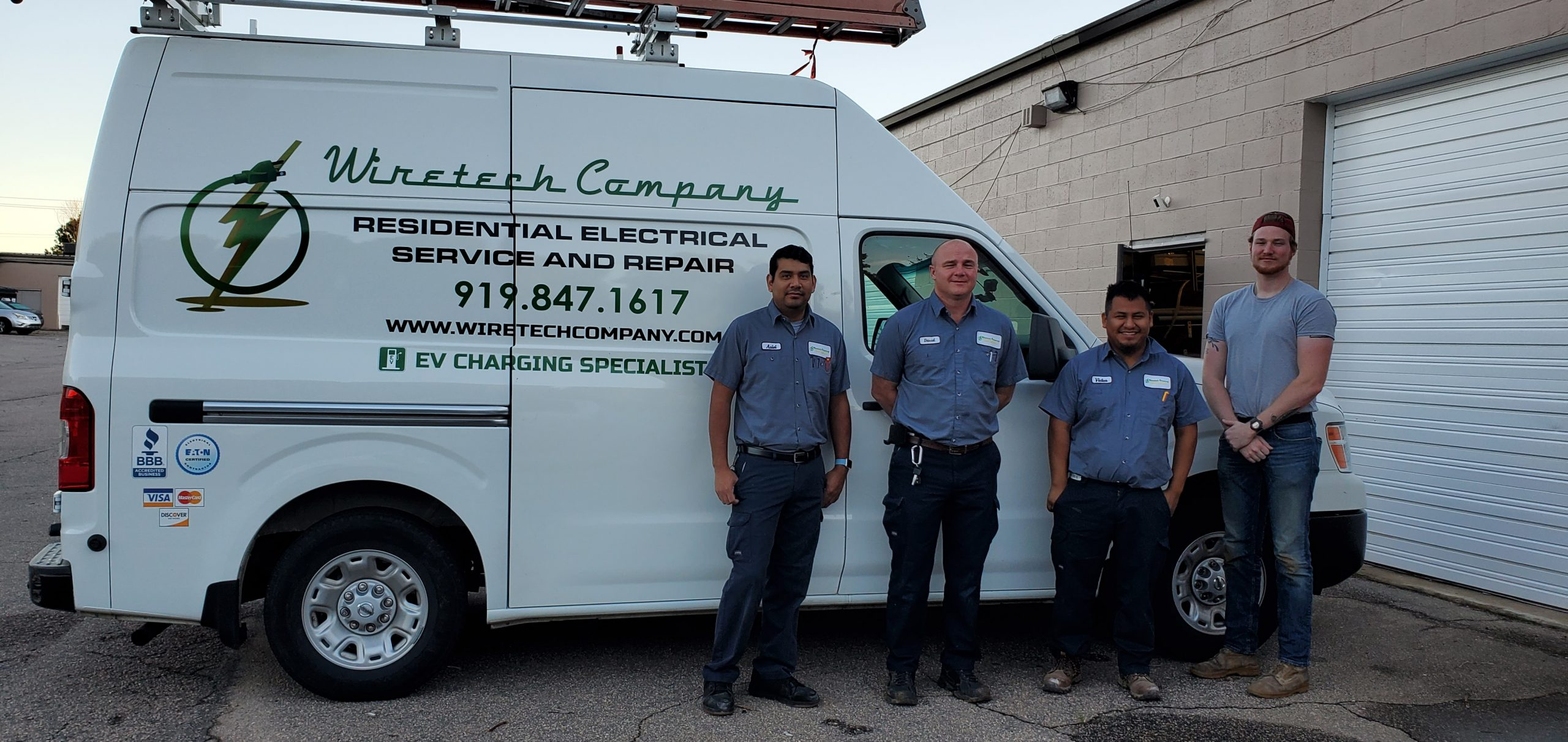 Raleigh Electricians